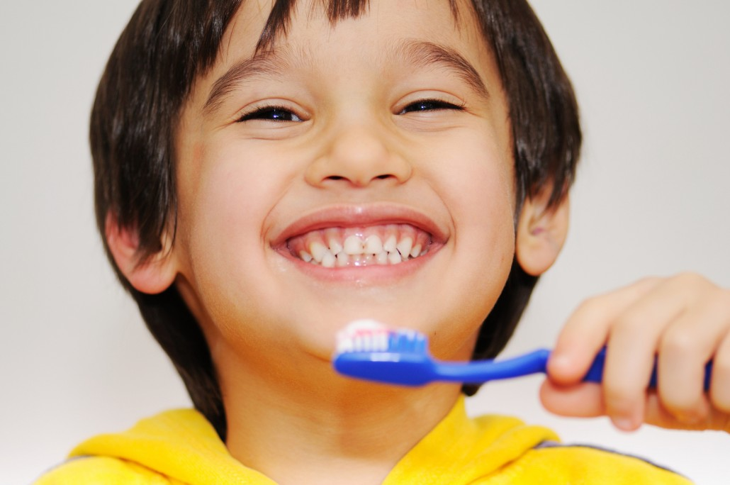 toothbrushing tips for children with special needs