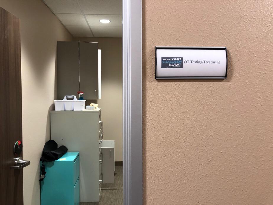 testing room