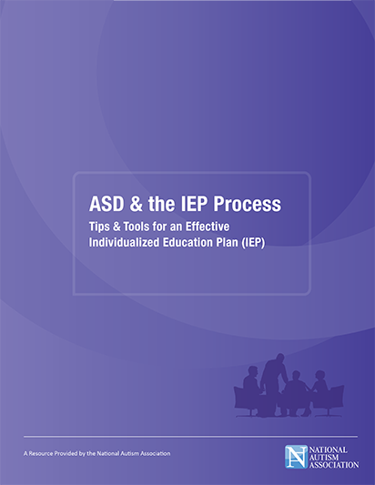 iep process, individualized education plan, autism spectrum disorder