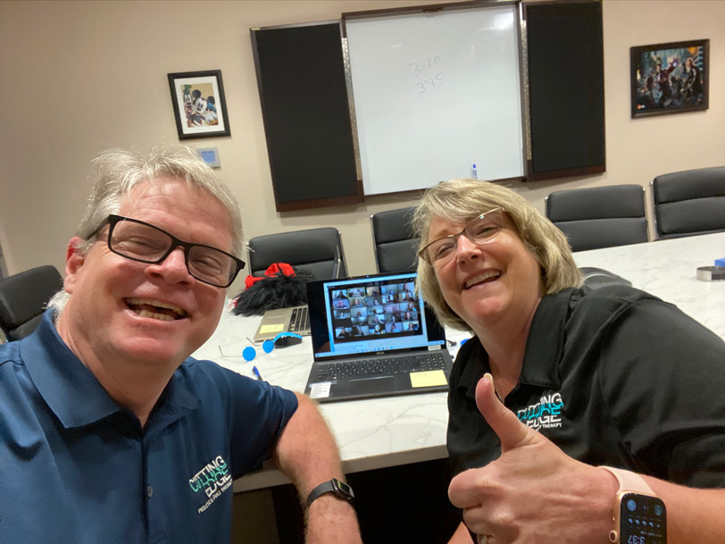Telehealth therapy for special needs kids