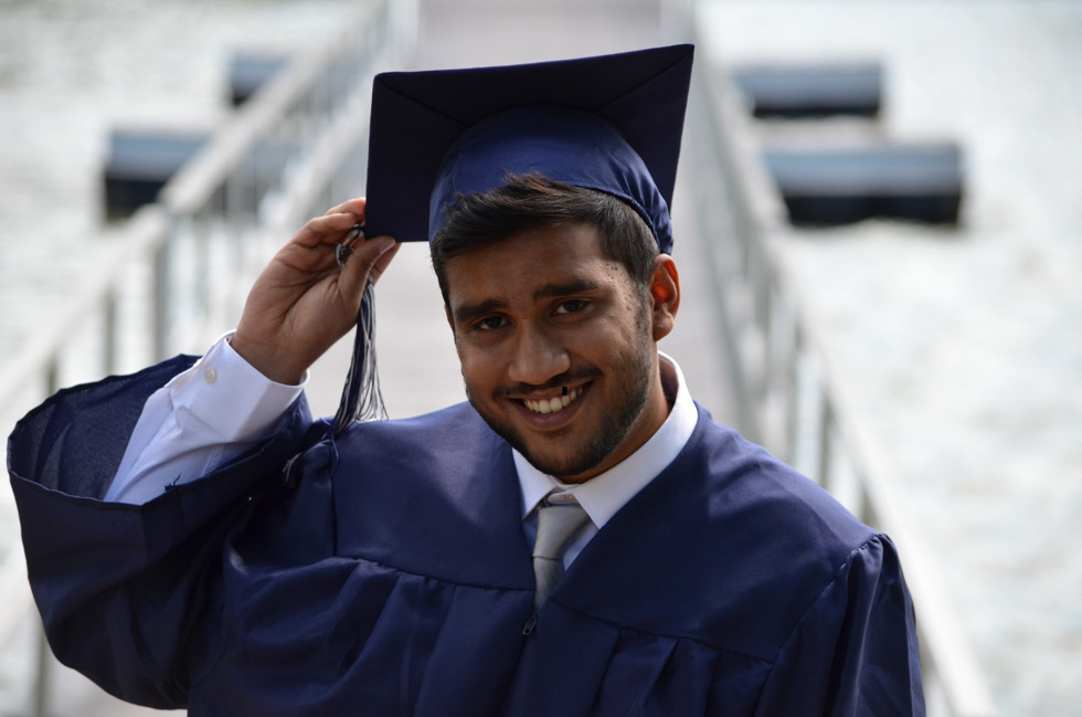 special needs graduate