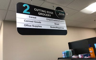 Introducing The Cutting Edge Grocery Store